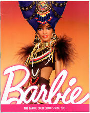 BARBIE COLLECTOR Catalog Collection Book Ad Magazine Tribal Beauty • Spring 2013