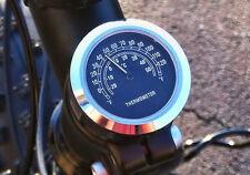 STEM CAPTAIN BICYCLE BIKE STEM CAP MOUNT THERMOMETER NEW