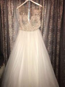 "MillaNova ""Chelsi"" Used Bridal Gown"