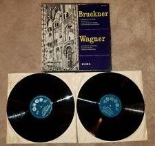Bruckner & Wagner Double Vinyl LP BOXSET