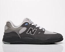 New Balance numeric 1010 Тиаго Лемос мужской серый Hi Lite низкий скейт кеды туфли