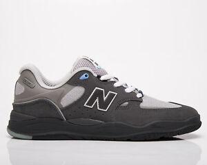 New Balance Numeric 1010 Tiago Lemos Men's Grey Hi Lite Low Skate Sneakers Shoes