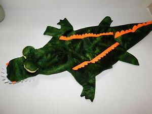 Alligator Dog Costume Size Medium