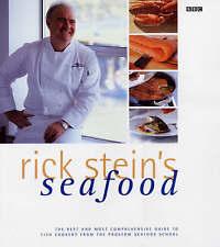 Rick Stein's Seafood, Stein, Rick Hardback Book