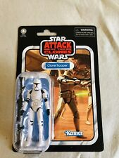 STAR WARS VINTAGE COLLECTION VC45 CLONE TROOPER ATTACK OF THE CLONES Sealed