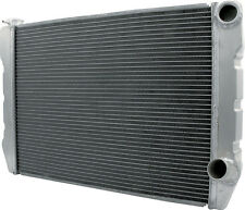 ALLSTAR RACING RADIATOR DOUBLE PASS ALUMINUM CHEVY 19X26 UNIVERSAL INLET 30035