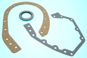 Buick 320 60 70 80 90 big series Timing/Front Cover Gasket+Seal Set BEST 1942-49