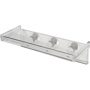 Large Window Sill Suction Cup Shelf