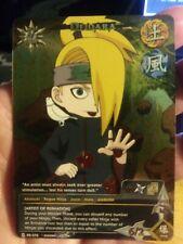 Naruto CCG Deidara Promo PR 070 (used)