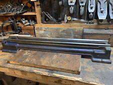 Atlas Sears Craftsman Dunlop 109 Metal Lathe Bed 28 38