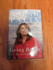 Sarah Palin Going Rogue - Signed