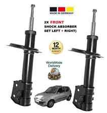 FOR FIAT SEICENTO 187 1998-2010 FRONT LEFT+RIGHT HAND SHOCK SHOCKER ABSORBER SET