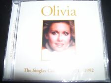 Olivia Newton John The Singles Collection Very Best Of 1971 1992 (Aust) CD - NEW