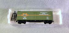 Micro Train MTL N Scale NMRA Heritage Collection PURR 40' Refrigerator Car