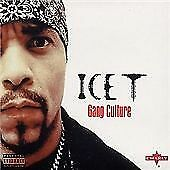 Ice-T - Gang Culture (2004)  CD  NEW  SPEEDYPOST