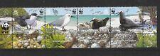 Pitcairn Islands 2007 Endangered Species terns and Noddies Sg724a/7a  MNH