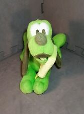 Disney Plush Lime Green Pluto Doll Flavor of the Month Sega prize redemption.