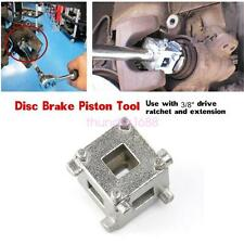 "Autos Truck 3/8"" Drive Rear Disc Brake Piston Caliper Wind Back Cube Adapter Kit"