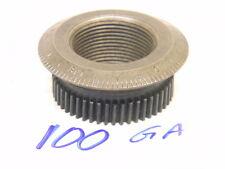 Used Devlieg Microbore Gear Adjust Dial Part 100ga