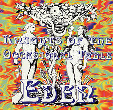 KNIGHTS OF THE OCCASIONAL TABLE 'Eden' Zion Train mix ambient techno CD EP
