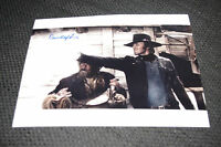 REMO CAPITANI (+ 2014) signed Autogramm InPerson BUD SPENCER TERENCE HILL