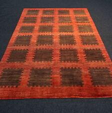 Designer Orient Teppich 285 x 197 cm Feldermuster Modern Ziegler Carpet Rug
