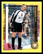 Panini Scottish Premier League 2000 Rab Douglas (Fans' Superstar) Dundee No. 110