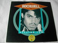 "ROCKWELL - PEEPING TOM - MOTOWN 7"""