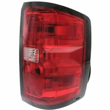Chevrolet Chevy Silverado 14-17 Right Passenger Side Rear Taillight Taillamp