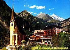 Heiligenblut / Großglockner , Hotel Glocknerhof , Ansichtskarte , gelaufen