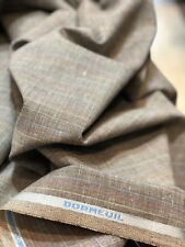 Dormeuil Suiting Fabric Cloth English 3.30 meters length