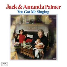 JACK & AMANDA PALMER You Got Me Singing - CD - Digipak (Dresden Dolls)