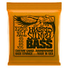 Ernie Ball Hybrid Slinky Nickel Wound Electric Bass Strings 45-105