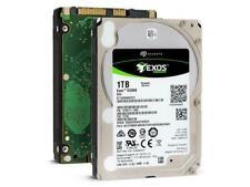 "Seagate Exos 2.5"" 1TB SAS 7.2K RPM 12Gbps SED Hard Drive ST1000NX0373"