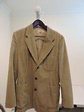 J.Crew 100% Cotton Corduroy Beige 3 Button Jacket - Size - Small