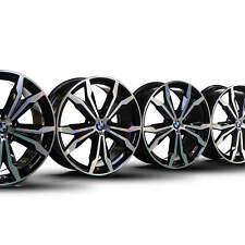 BMW 20 Zoll Felgen X1 F48 X2 F39 Alufelgen M Doppelsepiche Styling M716 8008622