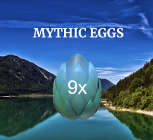 Adopt Me - Bundle Of 9 Mythic Eggs - Fast Delivery - Cheap