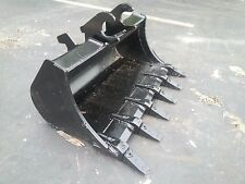 New 36 Excavator Bucket For A John Deere 35 Zts With A Zts Coupler