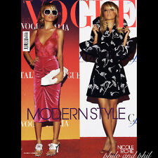 VOGUE ITALY ITALIA October 2006 Nicole Richie Kate Moss Naomi Campbell