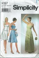 Skirt, Purse, and Knit Dress or Top - Simplicity Pattern 9397 - 2000 - Uncut