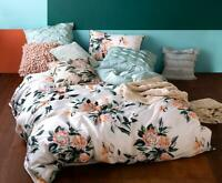 KAS PROTEA QUILT COVER SET