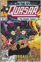 Quasar #32 1st Appearance of KORATH THE PURSUER Guardians Of The Galaxy Capullo