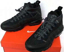 Nike Air Max 95 Sneakerboots 806809-001 Black Training Running Shoes Men s  8.5 33c88bdc5