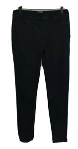 Ladies Navy Blue French Collection Denim Super Skinny Jeggings Sz 10