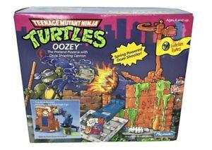 1990 Teenage Mutant Ninja Turtles Spring Powered Oozey Shooter
