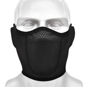 Fleece Half Face Cover Nose Mouth Cover Motorcycle Ski Outdoor Sport Unisex Gift