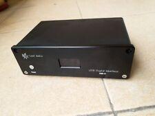 Italy Amanero USB digital interface decoder I2S coaxial DSD + display machine