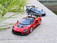 MotorMAX 1:24 Scale Diecast Alloy Car Model For McLaren SENNA Collection Display