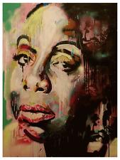 Nina Simone  **POSTER**  Jazz Legend  - POP ART Print  - MUST SEE