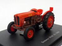 Hachette 1/43 Scale Model Tractor HT001 - 1960 Someca SOM 35 - Orange